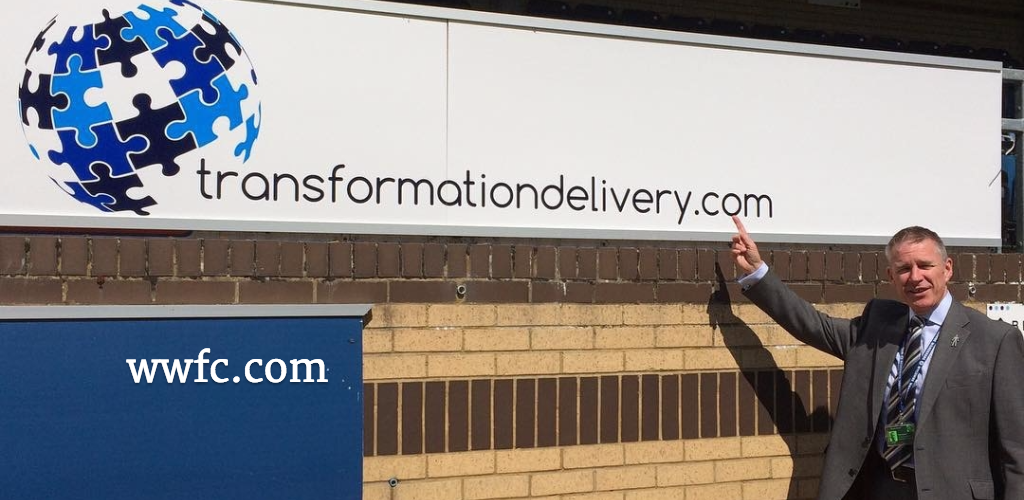 transformationdelivery.com ad board at wycombe wanderers